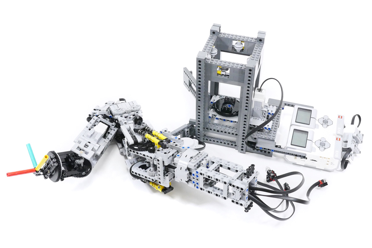6-Axis Robot Arm (Type: V760)   Akiyuki jp