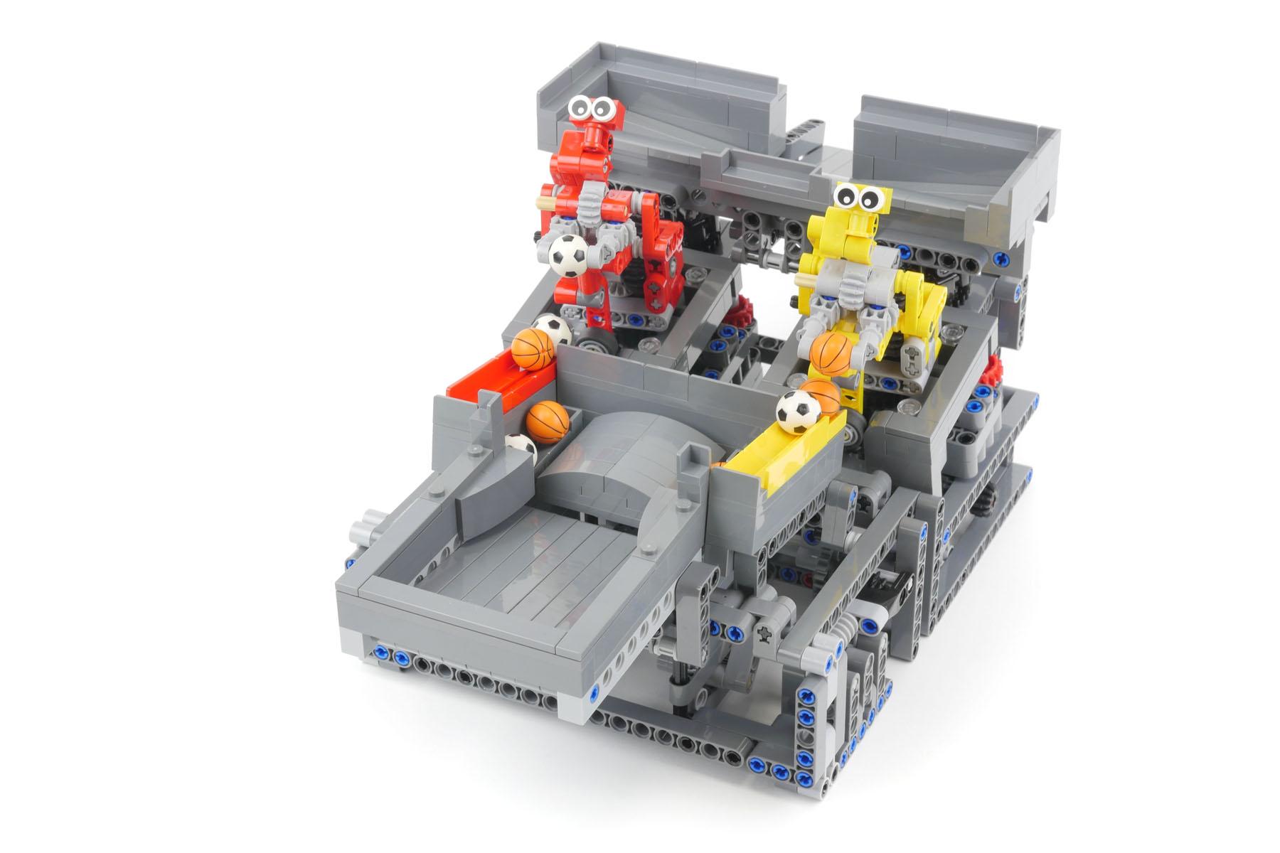 Catch and Spin Robots GBC module | Akiyuki jp