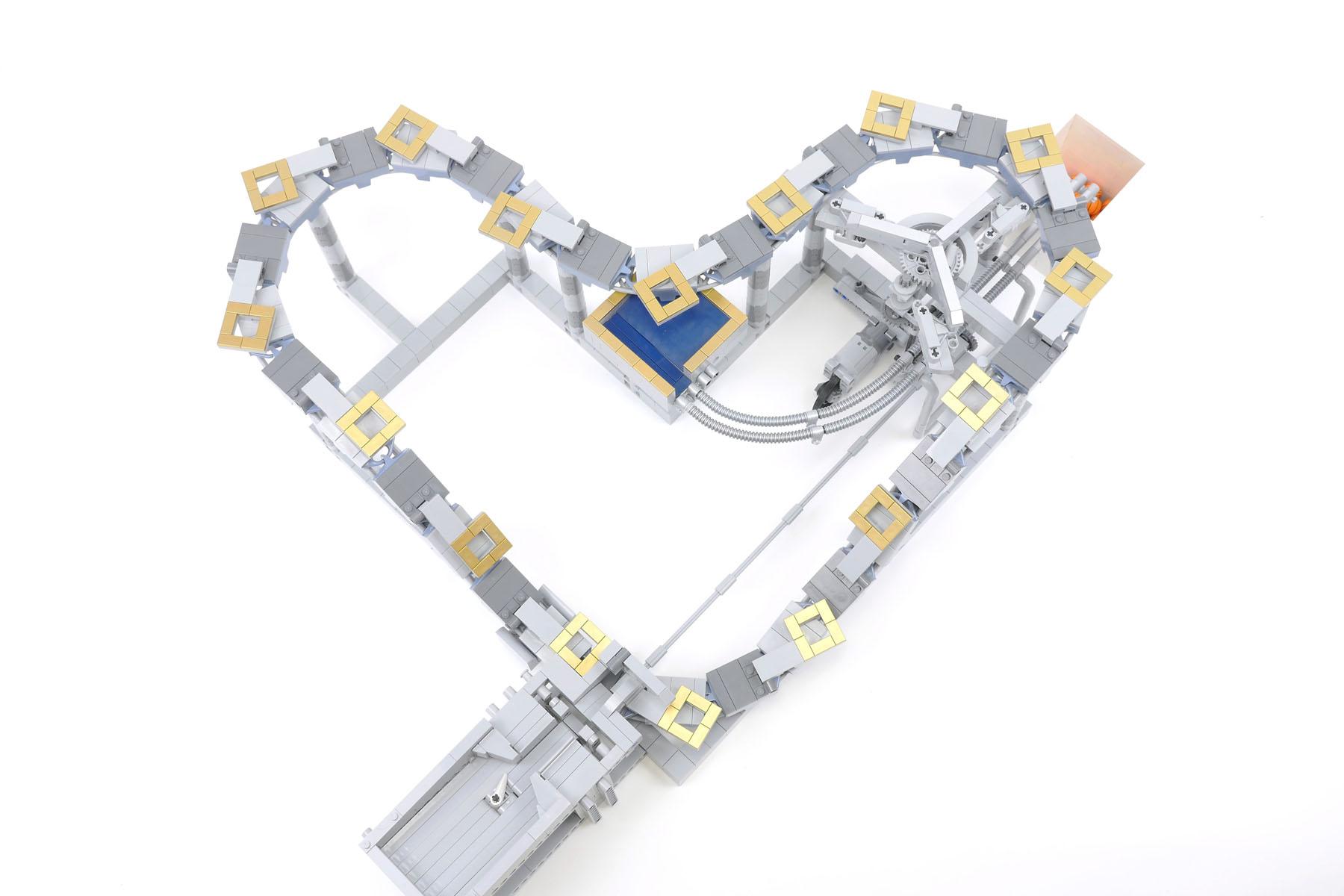 Heart Chain GBC module | Akiyuki jp